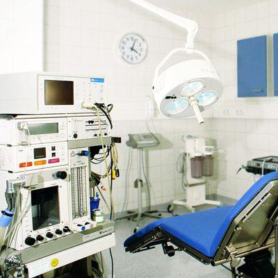 operativer Eingriffsraum